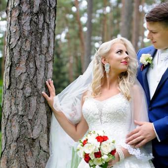 Vestuvių fotografavimas ir filmavimas / Henrikas Kudirka / Darbų pavyzdys ID 344129