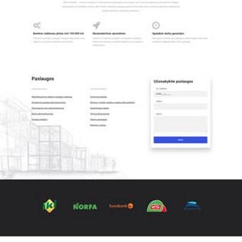 Standart7 Tinklapių kurimas, E-shop kurimas, Programavimas / Standart7 / Darbų pavyzdys ID 344539