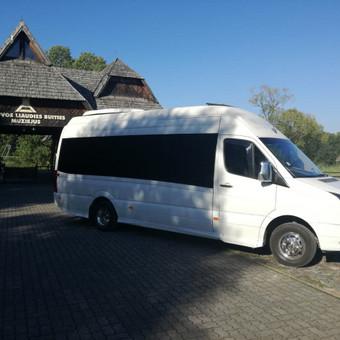 """Mikroautobusų nuoma įvairioms progoms / UAB """"Balti mikroautobusai"""" / Darbų pavyzdys ID 344545"""