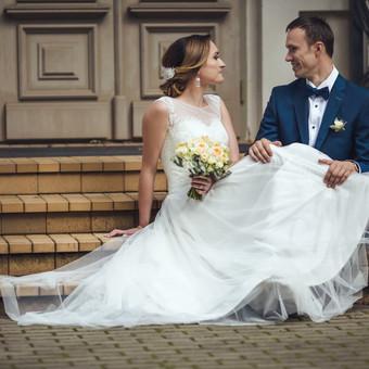 Vestuvinių ir proginių suknelių siuvimas ir taisymas / Larisa Bernotienė / Darbų pavyzdys ID 344911
