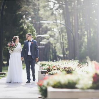 Vestuvinių ir proginių suknelių siuvimas ir taisymas / Larisa Bernotienė / Darbų pavyzdys ID 344915