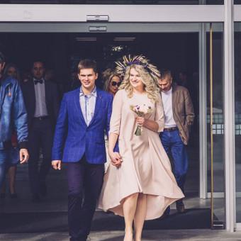 Vestuvinių ir proginių suknelių siuvimas ir taisymas / Larisa Bernotienė / Darbų pavyzdys ID 344917