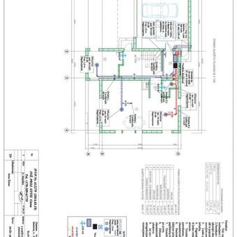 Energinis A+, Inžinerinių sistemų projek. ŠVOK ir VN / Gytis Malaiška / Darbų pavyzdys ID 347107