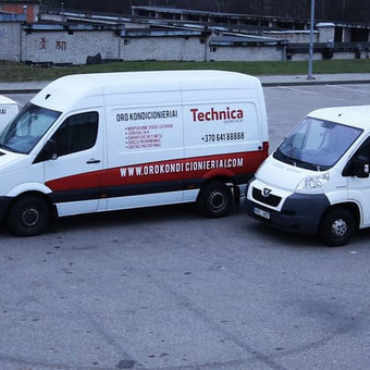 Kondicionieriai ir šilumos siurbliai -70 / UAB Technica Service / Darbų pavyzdys ID 347407