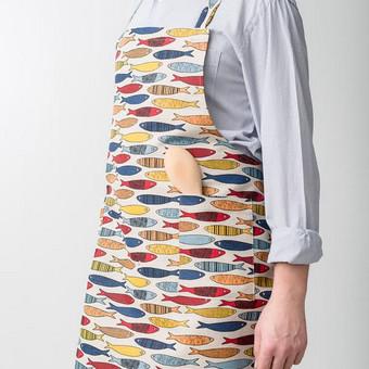 Namų tekstilės gaminiai iš lino / Naminė siuvyklėlė / Darbų pavyzdys ID 347693