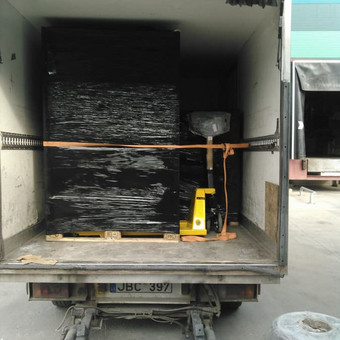 Krovinių pervežimas / Krovinių Pervežimas / Darbų pavyzdys ID 347713