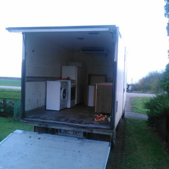 Krovinių pervežimas / Krovinių Pervežimas / Darbų pavyzdys ID 347719