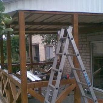 Senu mediniu namu renovacija,rekonstrukcija / Aivaras / Darbų pavyzdys ID 348439