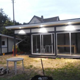 Senu mediniu namu renovacija,rekonstrukcija / Aivaras / Darbų pavyzdys ID 348445
