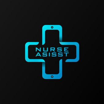 Nurse asisst - greitos pagalbos aplikacija. Logotipas parduodamas ir gali būti adaptuotas pagal jūsų poreikius   |   Logotipų kūrimas - www.glogo.eu - logo creation.