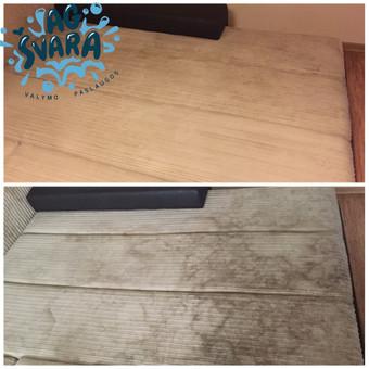 Baldų , kilimų valymas / AG Švara / Darbų pavyzdys ID 348601