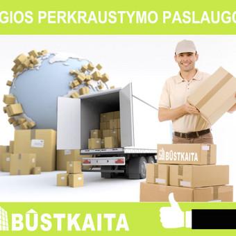 Kraustymo paslaugos / ''Bustkaita / Darbų pavyzdys ID 349101