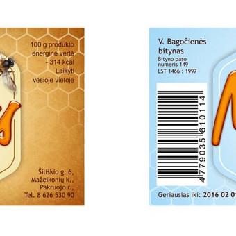 Grafikos dizainerė / Asta Laužikaitė-Pralgauskienė / Darbų pavyzdys ID 349295