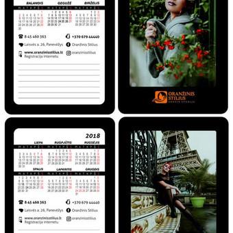 Grafikos dizainerė / Guoda / Darbų pavyzdys ID 349359
