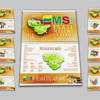 Grafikos dizainas / Vida Truikyte / Darbų pavyzdys ID 349511