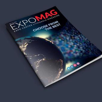 Grafinis dizainas | Maketavimas / Tomas Baltrimas / Darbų pavyzdys ID 350299
