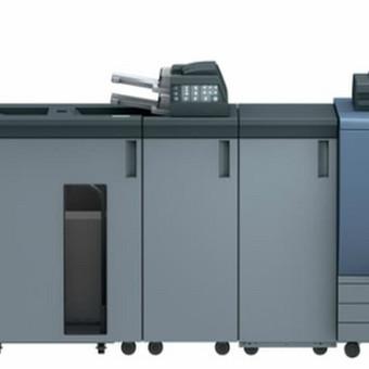 Konica Minolta bizhub press C6000/7000 remontas