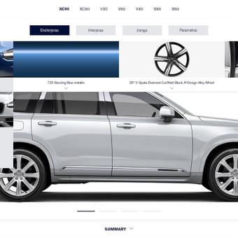 Web/App/UI dizaino, maketavimo paslaugos / Karolis Morkūnas / Darbų pavyzdys ID 351099