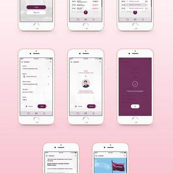 Web/App/UI dizaino, maketavimo paslaugos / Karolis Morkūnas / Darbų pavyzdys ID 351103