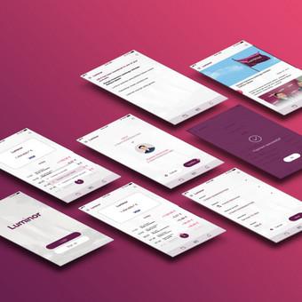 Web/App/UI dizaino, maketavimo paslaugos / Karolis Morkūnas / Darbų pavyzdys ID 351105