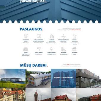 WEB / GRAFIKOS dizaineris / Ernestas Martinkus / Darbų pavyzdys ID 351117