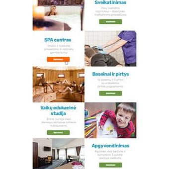 WEB / GRAFIKOS dizaineris / Ernestas Martinkus / Darbų pavyzdys ID 351121