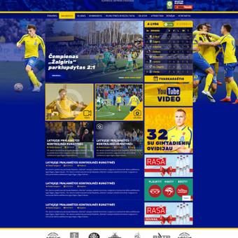 WEB / GRAFIKOS dizaineris / Ernestas Martinkus / Darbų pavyzdys ID 351141