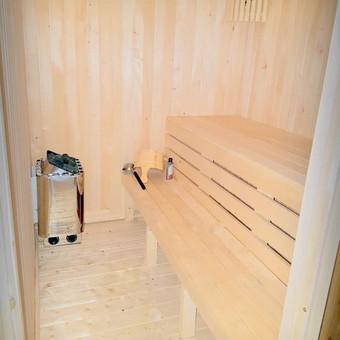 Mediena, medienos gaminiai ir pirtys. / Lina Kontautienė / Darbų pavyzdys ID 351575