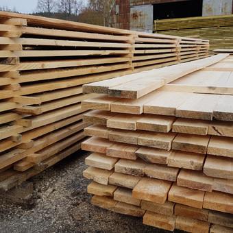 Mediena, medienos gaminiai ir pirtys. / Lina Kontautienė / Darbų pavyzdys ID 351589
