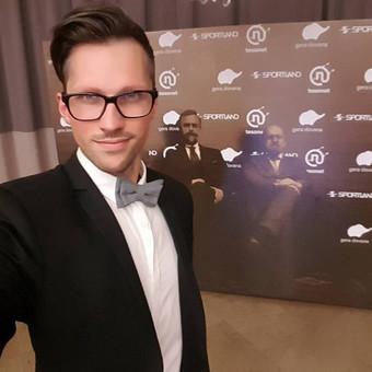 Renginių vedėjas Andrius Janušauskas - LT/EN kalbomis / Andrius Janušauskas / Darbų pavyzdys ID 352893