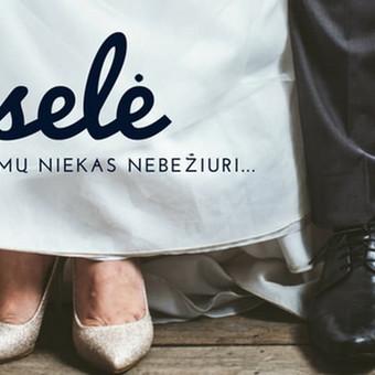 Veselė - Nufilmuosime Jūsų vestuves! / Veselė / Darbų pavyzdys ID 353131