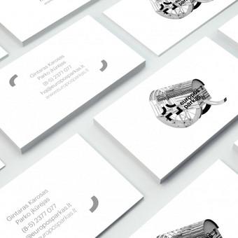 Grafikos dizaineris / Mindaugas Žitkus / Darbų pavyzdys ID 353993