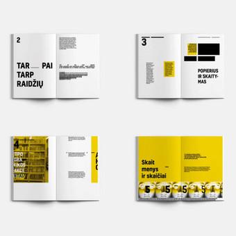 Grafikos dizaineris / Mindaugas Žitkus / Darbų pavyzdys ID 354151