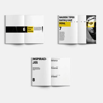 Grafikos dizaineris / Mindaugas Žitkus / Darbų pavyzdys ID 354153