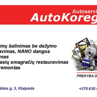 Automobilių poliravimas / Milvydas Sabaliauskas / Darbų pavyzdys ID 354165