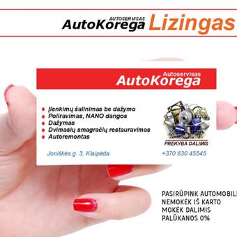 Automobilių poliravimas / Milvydas Sabaliauskas / Darbų pavyzdys ID 354167