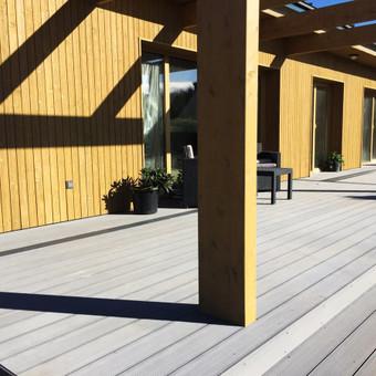 Viskas ko reikia terasos įrengimui - Ekoterasa.lt / UAB TERASIMA / Darbų pavyzdys ID 354339