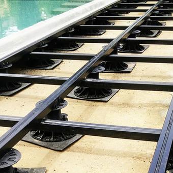 Viskas ko reikia terasos įrengimui - Ekoterasa.lt / UAB TERASIMA / Darbų pavyzdys ID 354341