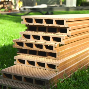 Viskas ko reikia terasos įrengimui - Ekoterasa.lt / UAB TERASIMA / Darbų pavyzdys ID 354343