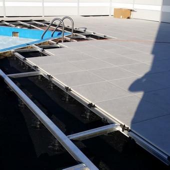 Viskas ko reikia terasos įrengimui - Ekoterasa.lt / UAB TERASIMA / Darbų pavyzdys ID 354345