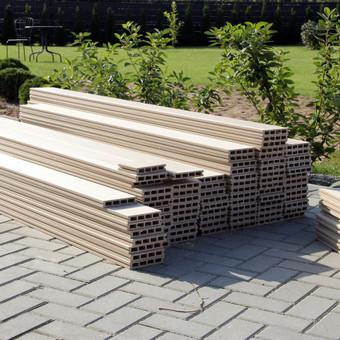 Viskas ko reikia terasos įrengimui - Ekoterasa.lt / UAB TERASIMA / Darbų pavyzdys ID 354347