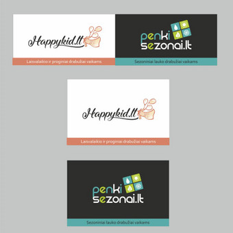 Grafikos dizainerė - logotipų kūrimas, skrajutės, vizitinės / Agnietė Suknelevičienė / Darbų pavyzdys ID 354377