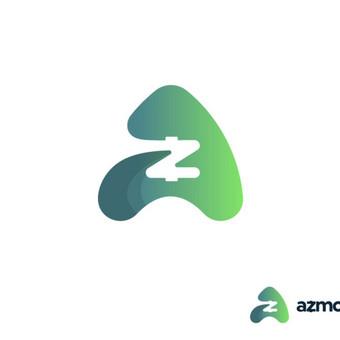 AZmoney        Logotipų kūrimas - www.glogo.eu - logo creation.