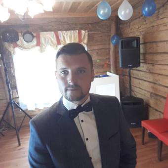 Renginių vedėjas visoje Lietuvoje / Tadas Buitkus / Darbų pavyzdys ID 355051