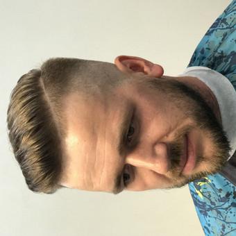 Vyriški kirpimai,barzdų modeliavimas,skutimas. / Loreta / Darbų pavyzdys ID 355743