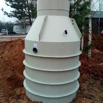 """Vandens ir geoterminiai gręžiniai, Nuotekų sistemos / UAB """"Geogręžiniai"""" / Darbų pavyzdys ID 355869"""