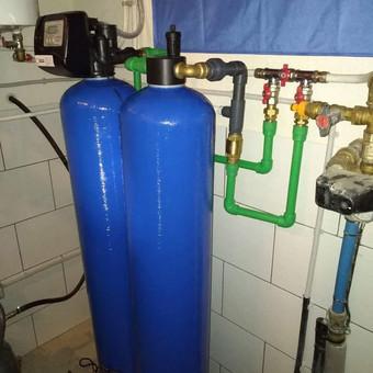 """Vandens ir geoterminiai gręžiniai, Nuotekų sistemos / UAB """"Geogręžiniai"""" / Darbų pavyzdys ID 355871"""