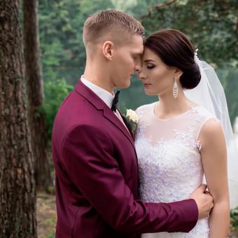 Vestuvių fotografas visoje Lietuvoje / Ernest Šumel / Darbų pavyzdys ID 355967