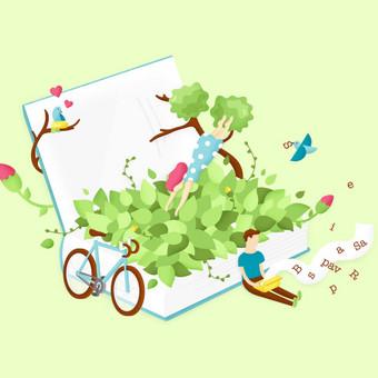 Iliustracija / Grafinis dizainas / Gintarė Kavaliauskaitė / Darbų pavyzdys ID 356139