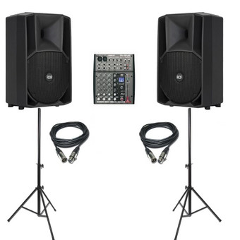 Dj garso aparatūros, kolonėlių ir šviesos efektų nuoma / Vytaras Zeicas / Darbų pavyzdys ID 356517